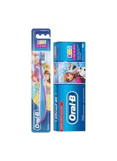 Oral-B Stages Çocuk Frozen Diş Fırçası +,RNKSZ Renksiz